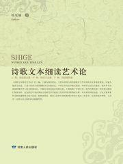 诗歌文本细读艺术论–epub/mobi/txt电子书下载